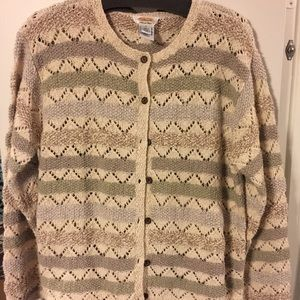 Talbots Sweater Size Large